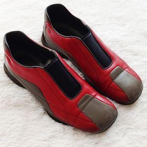 Prada Sport Slip On Sneakers SZ 8.5